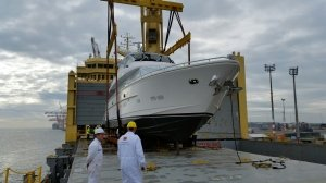 AAL Hong Kong - Discharge of Yachts in Brisbane, Australia