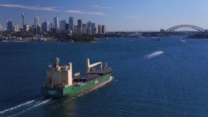 AAL Nanjing - Barangaroo Ferry Hub Terminal Project, Sydney, Australia