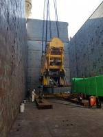 AAL Pusan - Loading 3 Block Units in Zhangzhou, China for Singapore