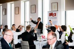 Breakbulk Europe 2015 - AAL & Peter Döhle Dinner Reception