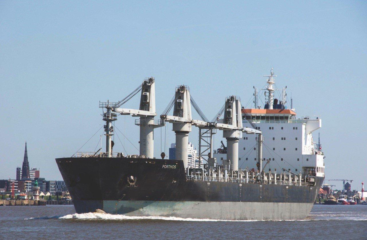 M-Class Vessel